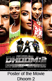 Dhoom 2,  Indian film