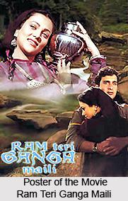 Ram Teri Ganga Maili , Indian movie