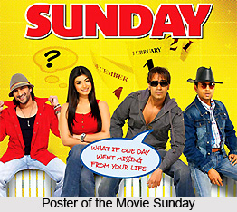 Sunday , Indian Movie