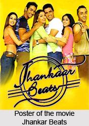 Jhankar Beats,  Indian movie