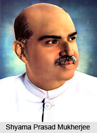 Shyama Prasad Mukherjee, Indian Politician
