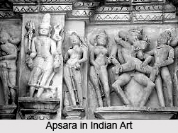 Apsaras , Indian Mythology