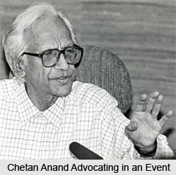 Chetan Anand, Bollywood Director