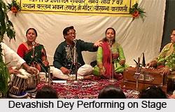 Devashish Dey, Indian Classical Vocalist
