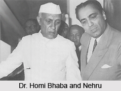 Dr. Homi Jehangir Bhabha, Indian Scientist