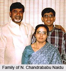 N. Chandrababu Naidu, Former Chief Minister of Andhra Pradesh