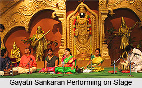 Gayatri Sankaran, Indian Musician
