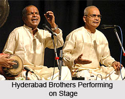 D. Raghavachari & D. Seshachari, Indian Classical Vocalists