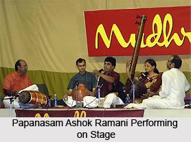 Papanasam Ashok Ramani, Indian Classical Vocalist