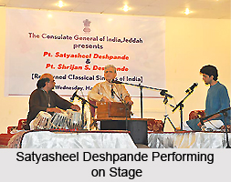 music satyasheel deshpande Pandit satyasheel deshpande creates a five minute classical music (fmcm) khayal piece for prafulla dahanukar art foundation (pdaf), to help listeners appreciate hindustani classical music on their.