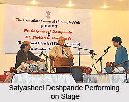 Satyasheel Deshpande, Indian Classical Vocalist