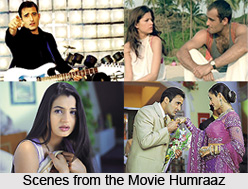 Humraaz,  Indian film