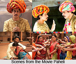 Paheli, the Indian film