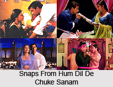 Hum Dil De Chuke Sanam , Indian movie