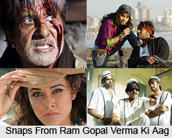 Ram Gopal Verma Ki Aag  , Indian movie