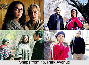 15, Park Avenue, Indian Film