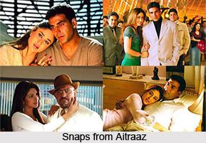 Aitraaz, Indian movie