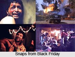 Black Friday ,  Indian Movie