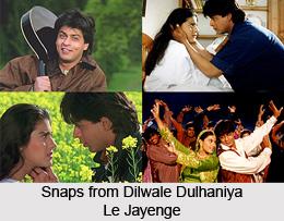Dilwale Dulhaniya Le Jayenge , Indian movie