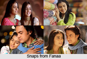 Fanaa , Indian movie