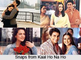 Kaal Ho Na Ho, Indian movie
