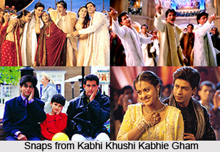 Kabhi Khushi Kabhie Gham , Indian Movie