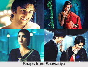 Saawariya,   Indian film
