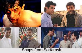 Sarfarosh, Indian movie