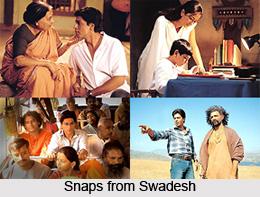 Swadesh, Indian film