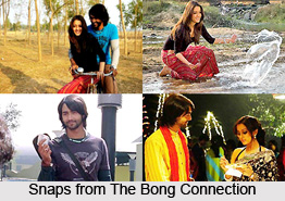 The Bong Connection, Indian film
