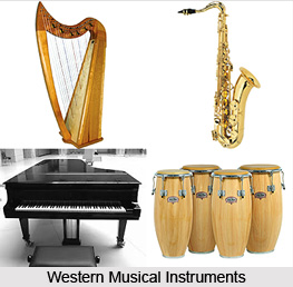 Musical Instruments of Modern India