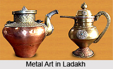 Art and crafts in Ladakh