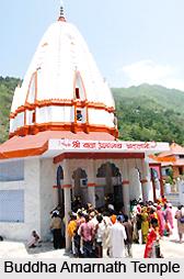 Buddha Amarnath Temple, Poonch, Jammu & Kashmir