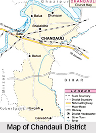Chandauli District, Uttar Pradesh