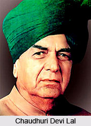 Chaudhuri Devi Lal , Indian Politician