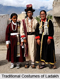 Costumes of Ladakh