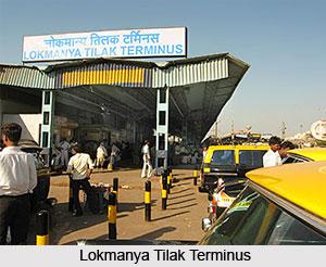 Lokmanya Tilak Terminus Railway Station , Kurla, Mumbai