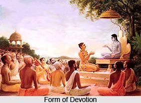 Practising Bhakti Yoga