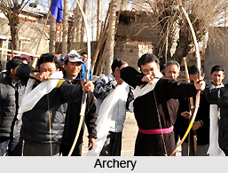 Traditional Sports in Ladakh, Jammu and Kashmir