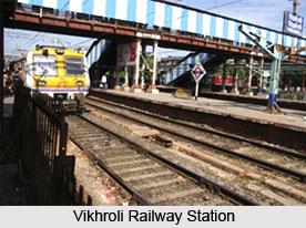 Vikhroli Railway Station