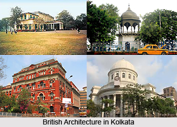 History of British Architecture in India