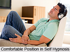Steps of Self Hypnosis
