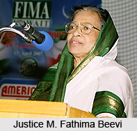 Image result for justice fathima beevi