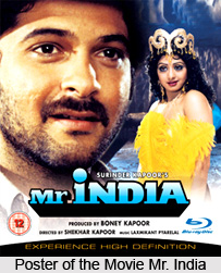 Mr. India,  Indian film