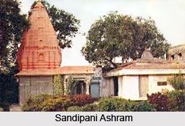 Sandipani Ashram, Ujjain