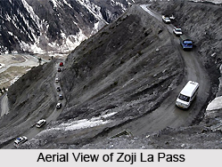 Mountain Passes in Ladakh