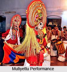Mutiyettu, Indian Theatre Form