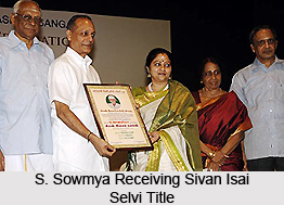 S. Sowmya, Indian Classical Vocalist