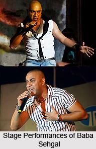 Baba Sehgal, Indian Pop Singer