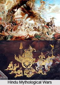Evil and Demon Spirits in Hindu Mythology